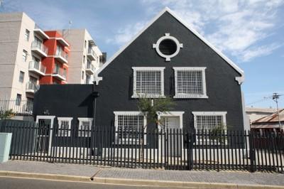 Haldanes church
