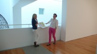 Emily King & Frith Kerr at the Berardo Museum in Lisbon