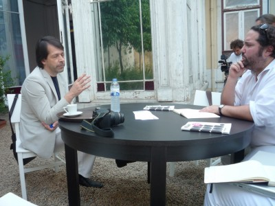 Press Chat with Peter Saville