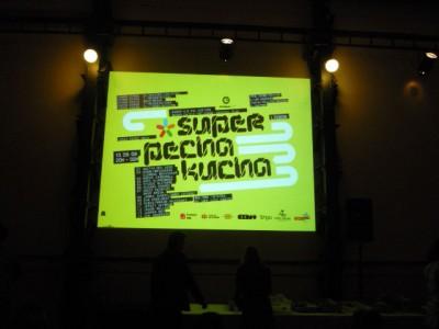 Super Pecha Kucha at Museu Electricidade