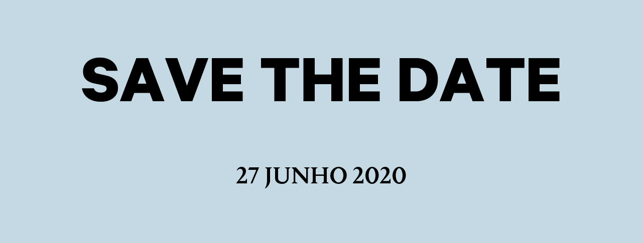 Primeira Pedra | Save The Date